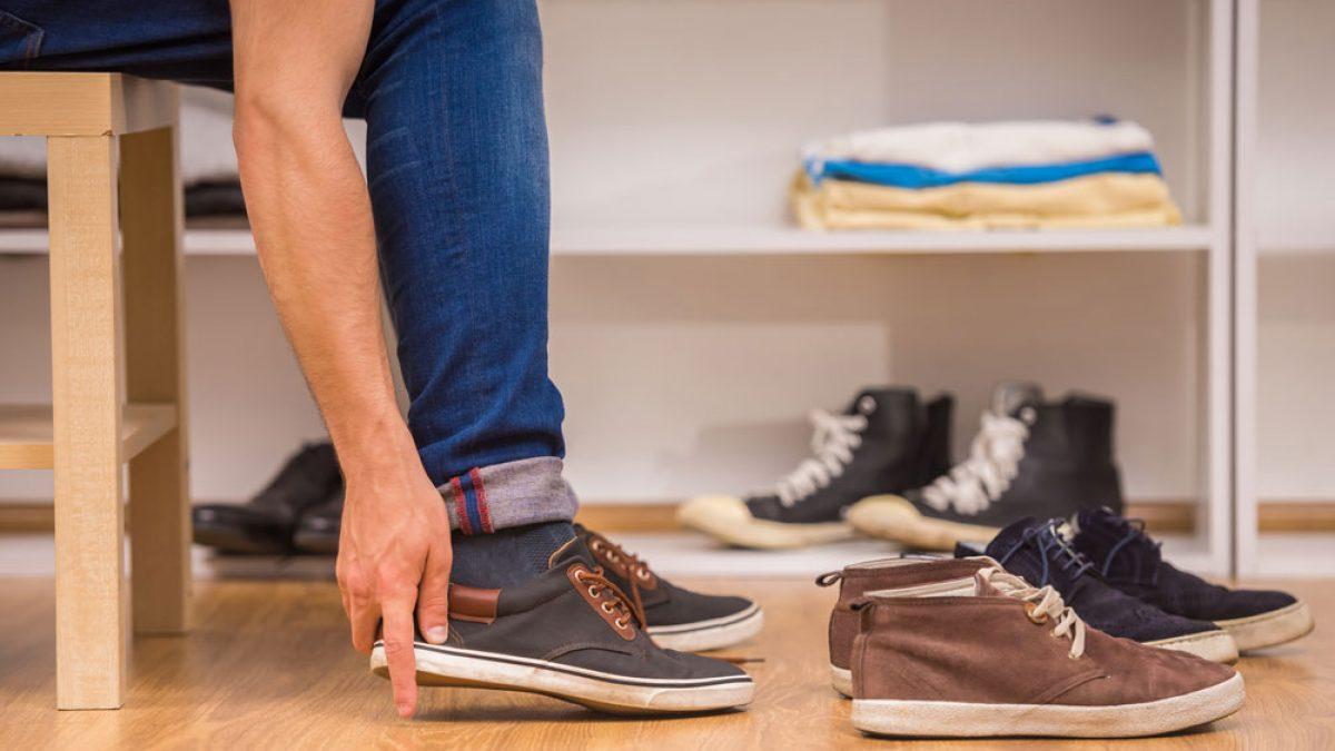 Genug mit engen und schmerzenden Schuhen