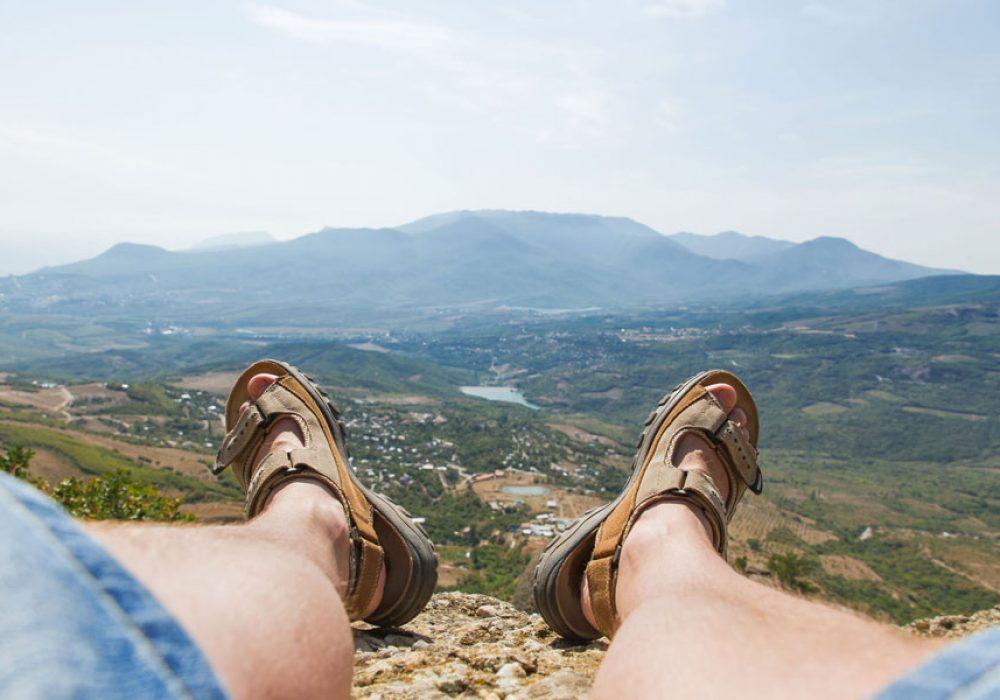 Herren Sandalen – Komfort für heiße Sommertage